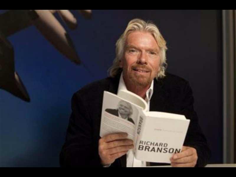 Richard Branson, founder Virgin Group