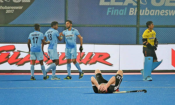 HWL Finals: India take bronze