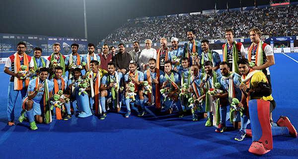 HWL Finals: India take bronze