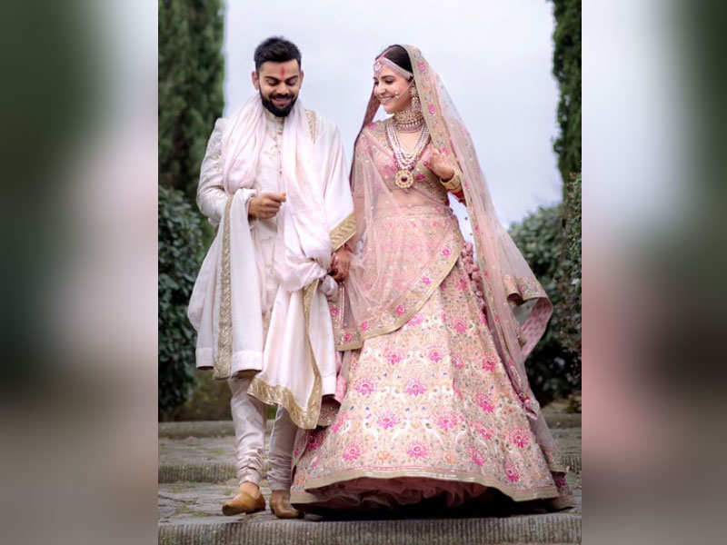 Virat Kohli and Anushka Sharma finally tie the knot in Italy