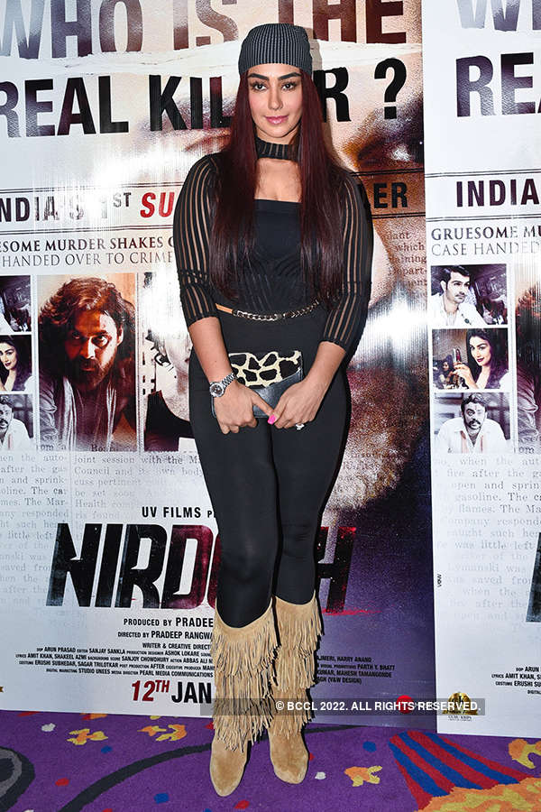 Nirdosh: Trailer launch