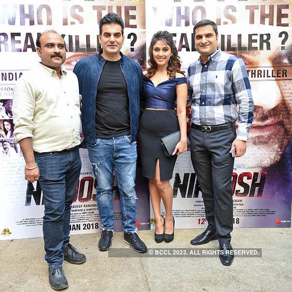 Nirdosh: Trailer launch