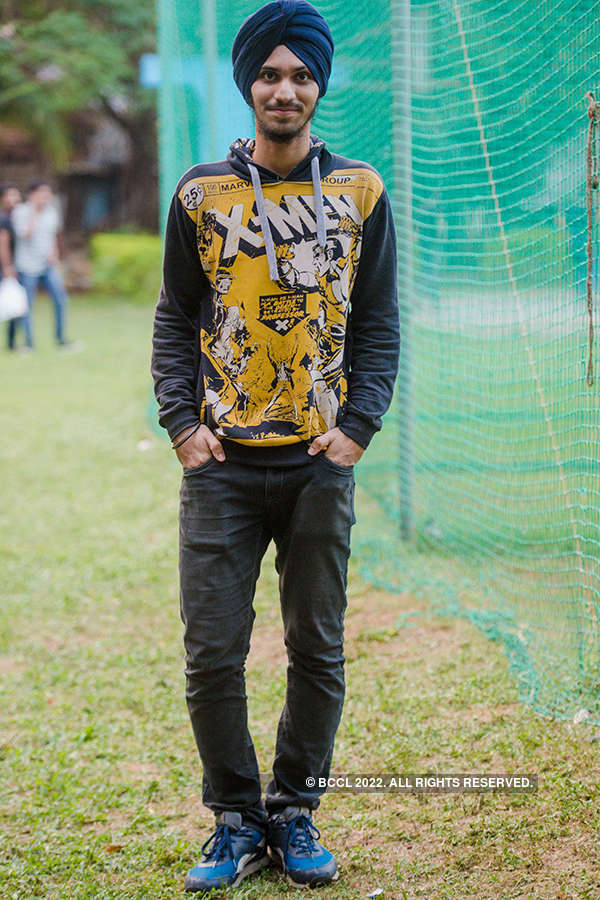 Fresh Face auditions @ DG Ruparel College