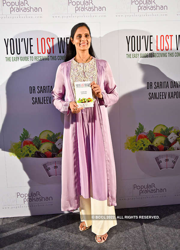 You've lost weight: Book Launch