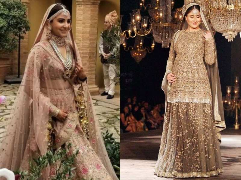 ce6dc4f11f 01/98 times our actresses gave us serious style-envy donning Sabyasachi  Mukherjee
