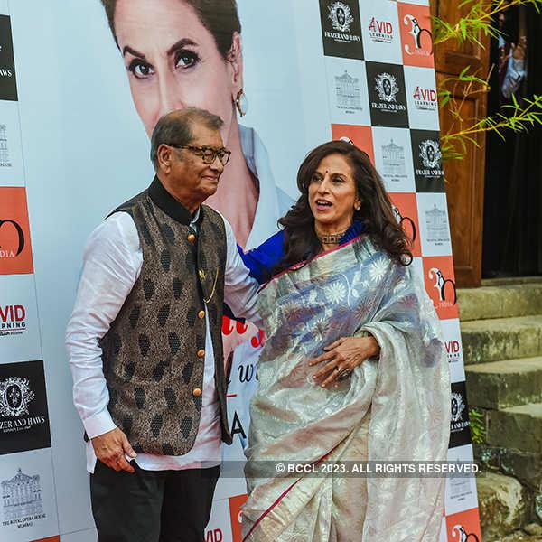 Kangana Ranaut launches Shobhaa De's book