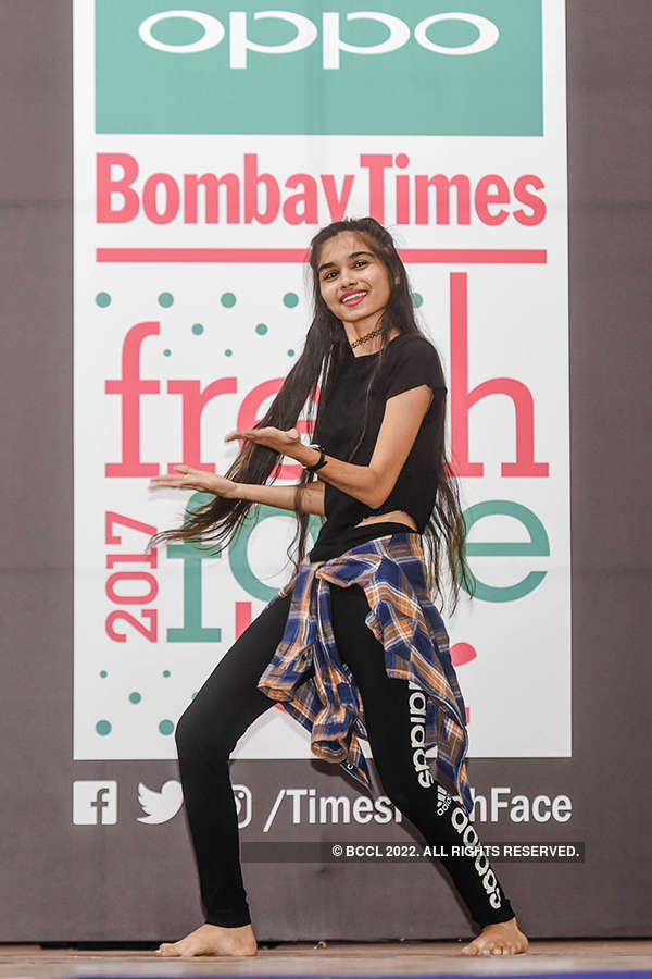Fresh Face auditions @ RA Podar College