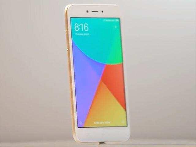 Xiaomi Redmi 5A to go on sale today through Flipkart, Mi.com | Gadgets Now