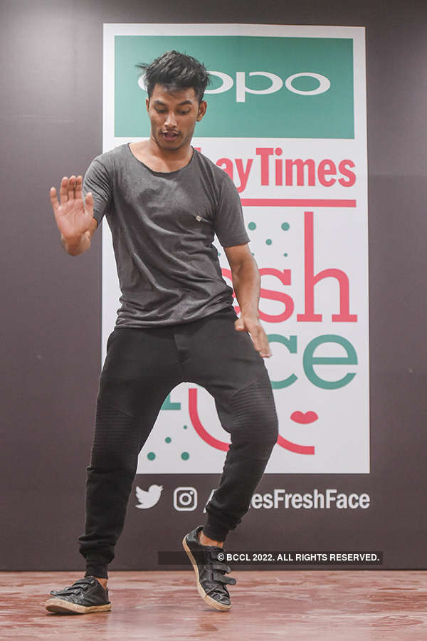 Fresh Face auditions @ VES College