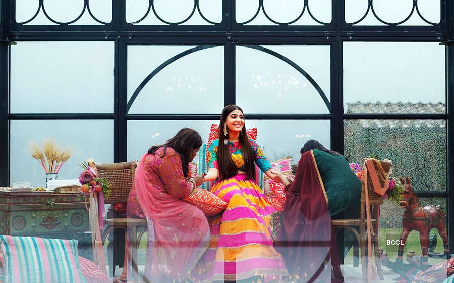 Anushka Virat Wedding Photos