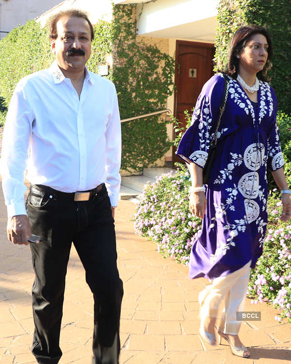 Salman Khan and Katrina Kaif launch Bina Kak's book on tigers