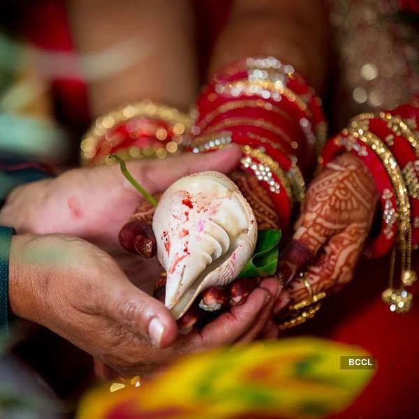 Pooja's wedding photos