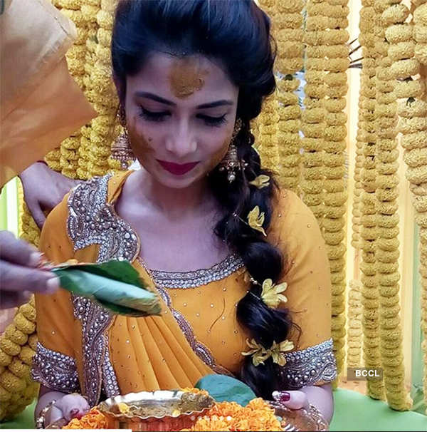 Pooja Singh's marriage
