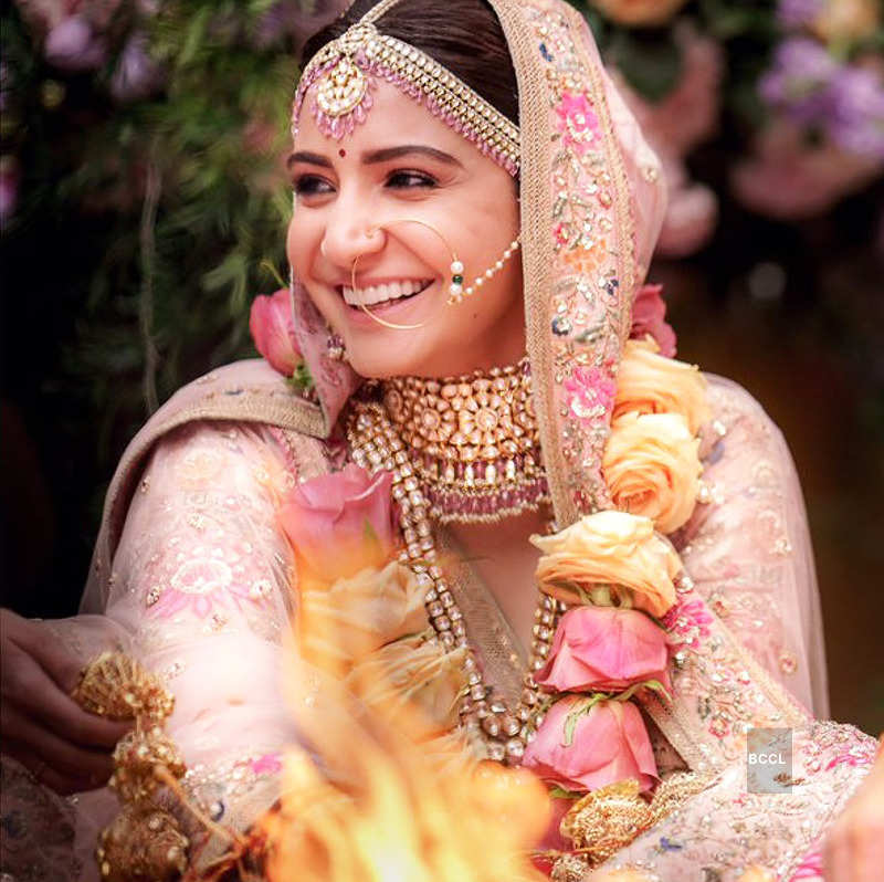 Anushka Sharma Wedding Pictures xxx