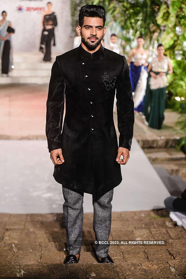 Peter England Mr. India 2017: Manish Malhotra Round