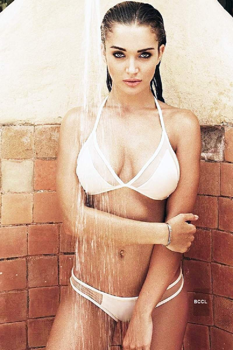 Amy Jackson Sex Com amy jackson hot photos: sexy bikini images of amy jackson
