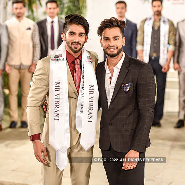 Peter England Mr. India 2017: Sub Contest Winners