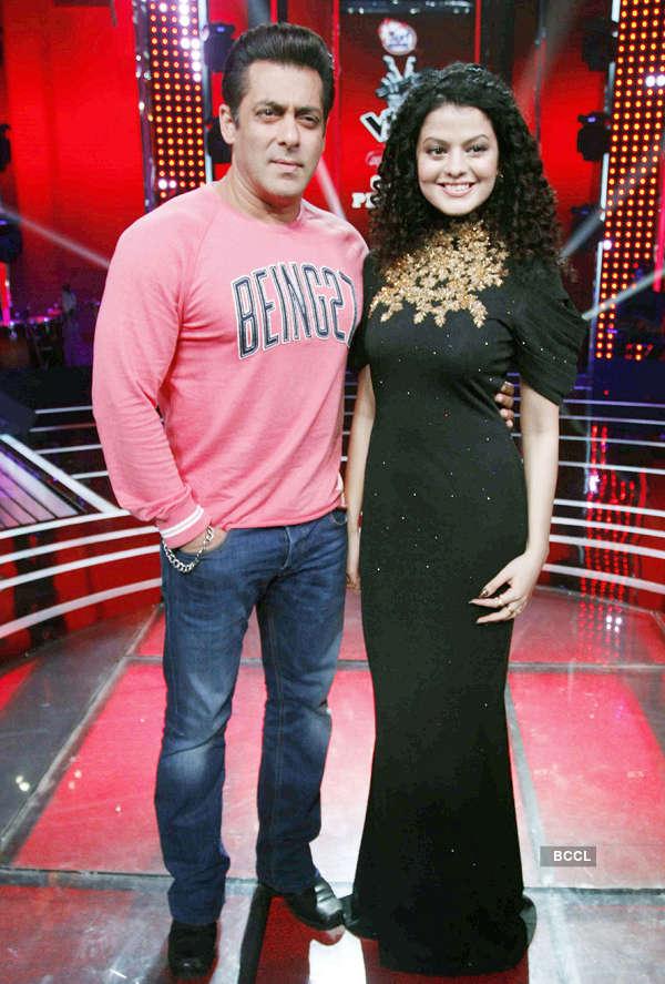 The Voice India Kids Season 2: On the sets
