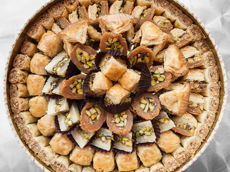 7 Desserts from Jordan that will sweep you off your feet   The Times of  India
