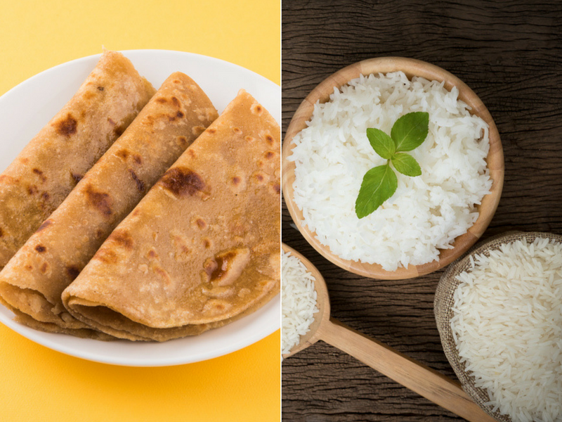 Rice Vs Chapati: Which is healthier for weight loss? | The Times of