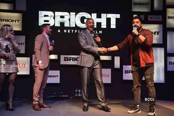 Bright: Screening