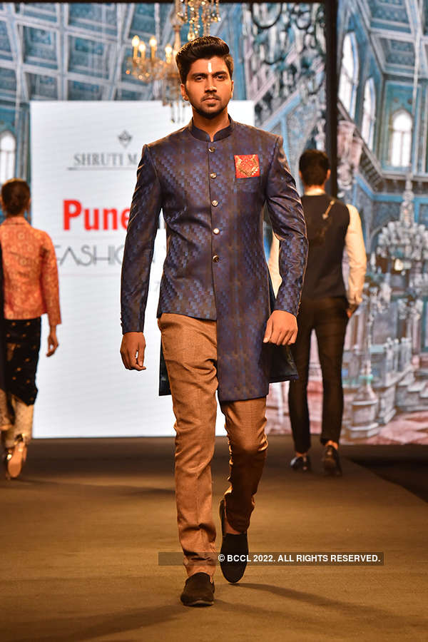 Pune Times Fashion Week 2017: Day 1