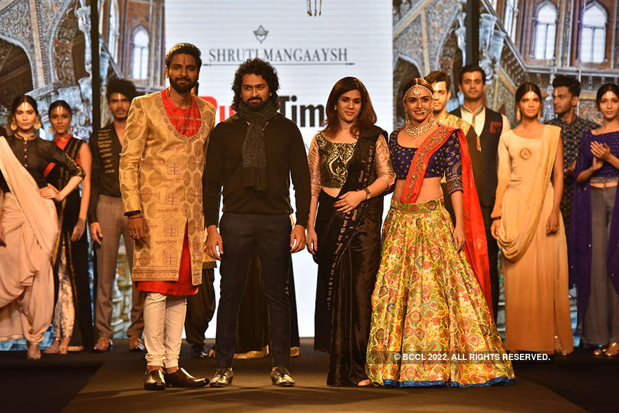 Pune Times Fashion Week 2017: Day 1
