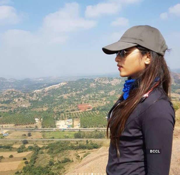 Srinidhi Shetty's unwinding short day trip