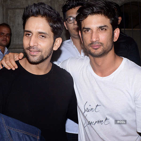 B-Town attends Arslan Goni's starry birthday party
