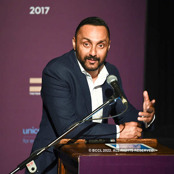Rahul Bose launches The Foundation Report 2017