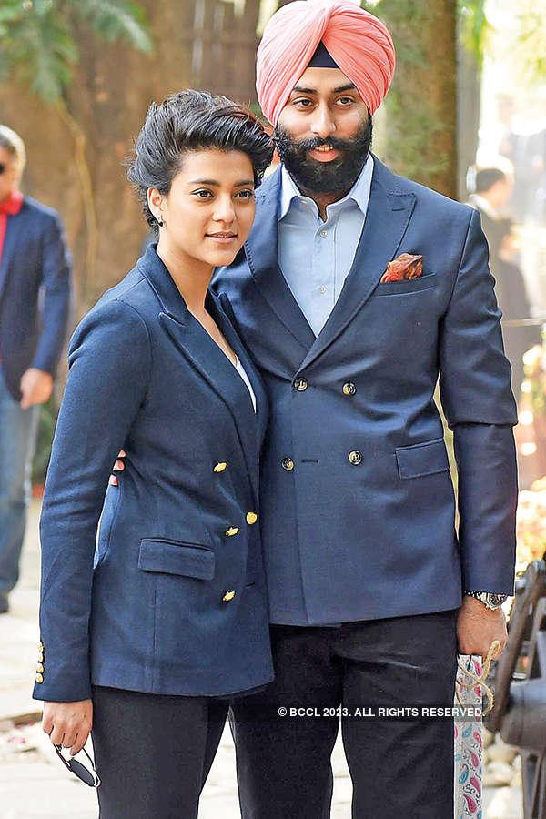 Mriganka and Nirvan Singh