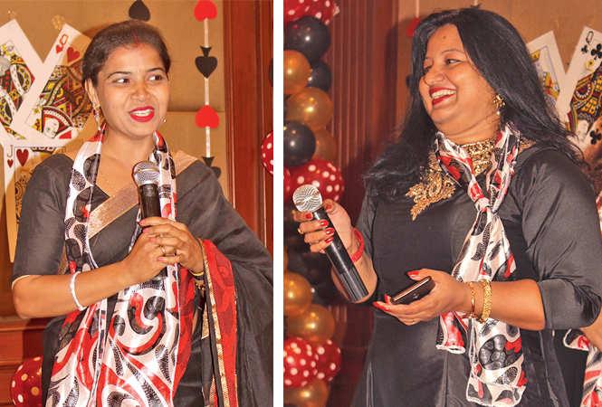 Shweta and Seema Giri (BCCL/  Arvind Kumar)