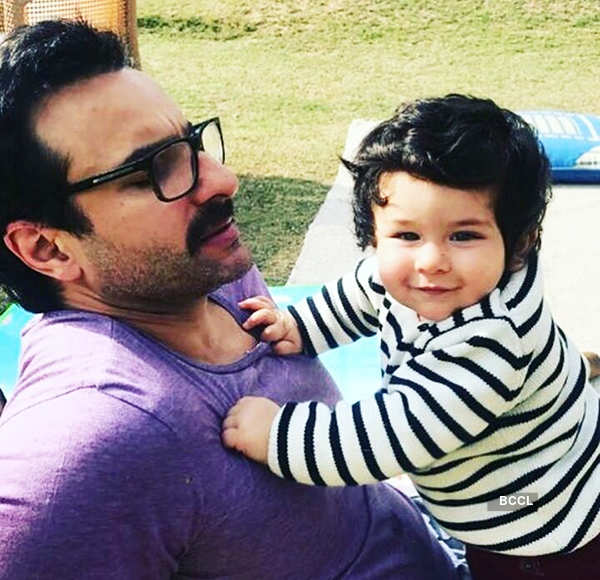 From his name controversy to his viral photos, social media star Taimur Ali Khan turns one