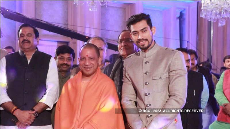 Mr India World 2017 Jitesh Singh Deo's homecoming
