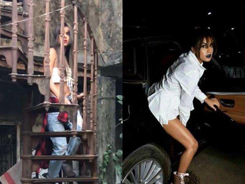 Nia Sharma Sexy Photos 2