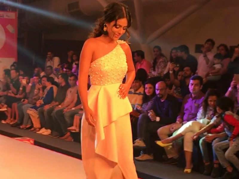 Nia Sharma in Beautiful White Photo