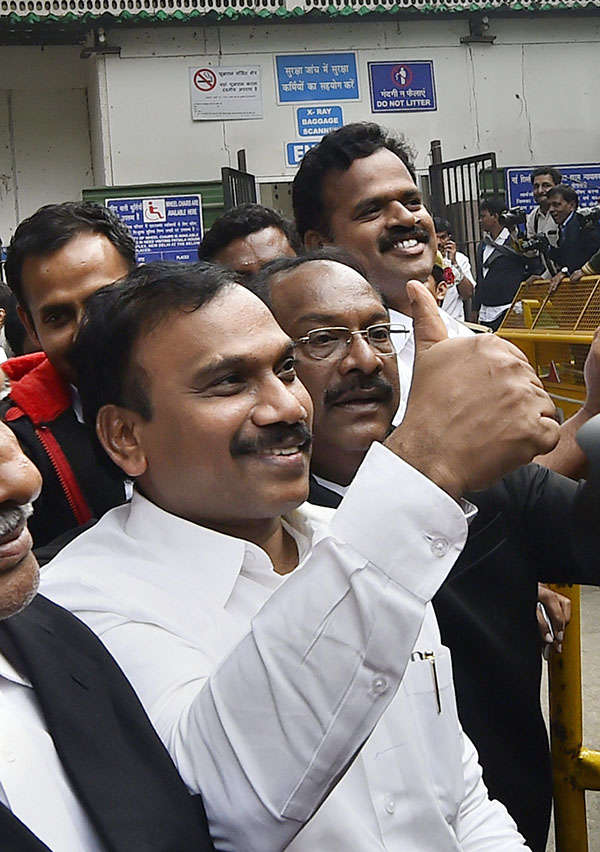 2G scam verdict: All 18 accused including A Raja acquitted