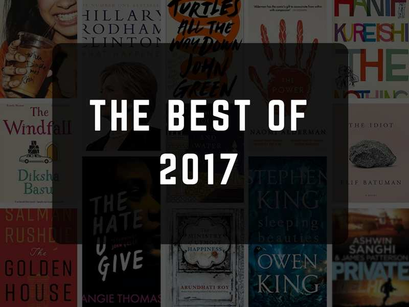 The most stunning books of 2017 | The Times of India