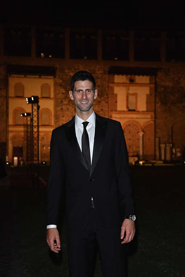Novak Djokovic launches Tie Break Tens
