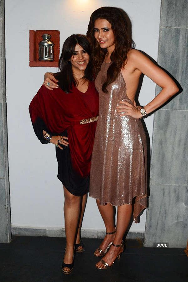 Celebs and TV stars ring in Karishma Tanna's birthday