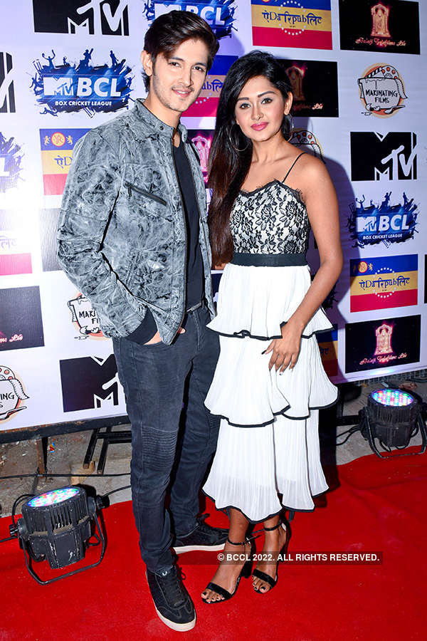 Celebs at Aeda Republic launch party