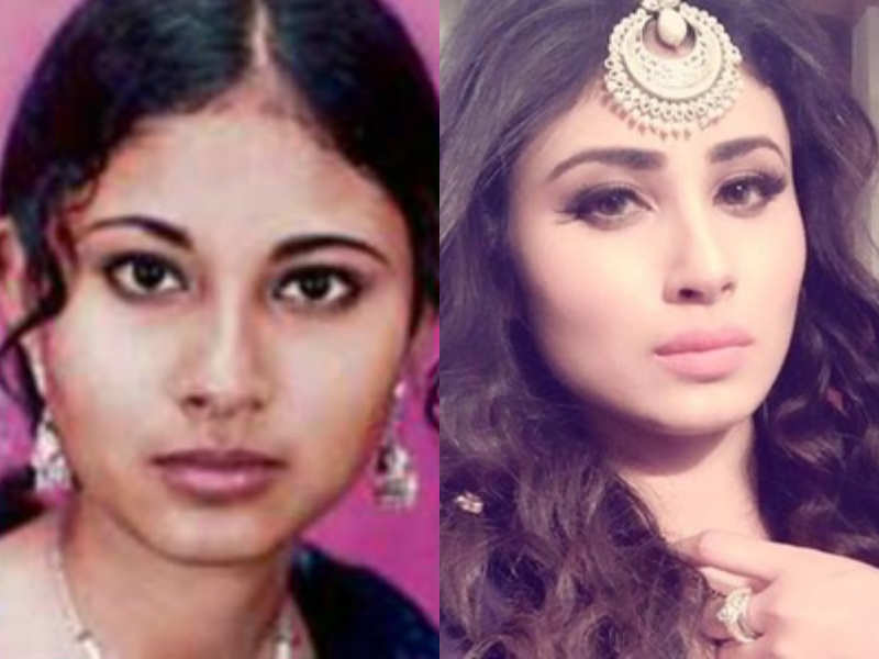 Bollywood Fashion N Beauty: You Can't Miss Mouni Roy's Beauty Evolution