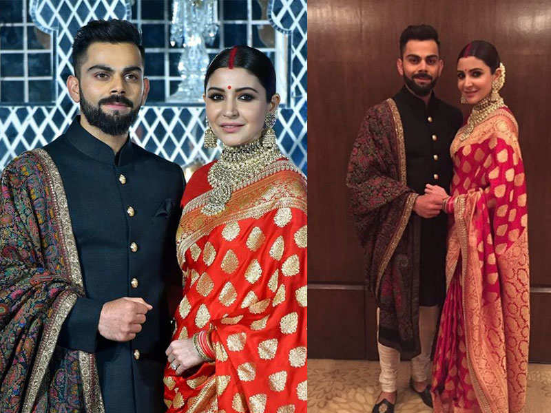 Anushka Sharma - Virat Kohli wedding and reception: Things that made headlines