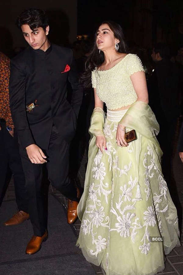 Virat-Anushka's starry Mumbai reception