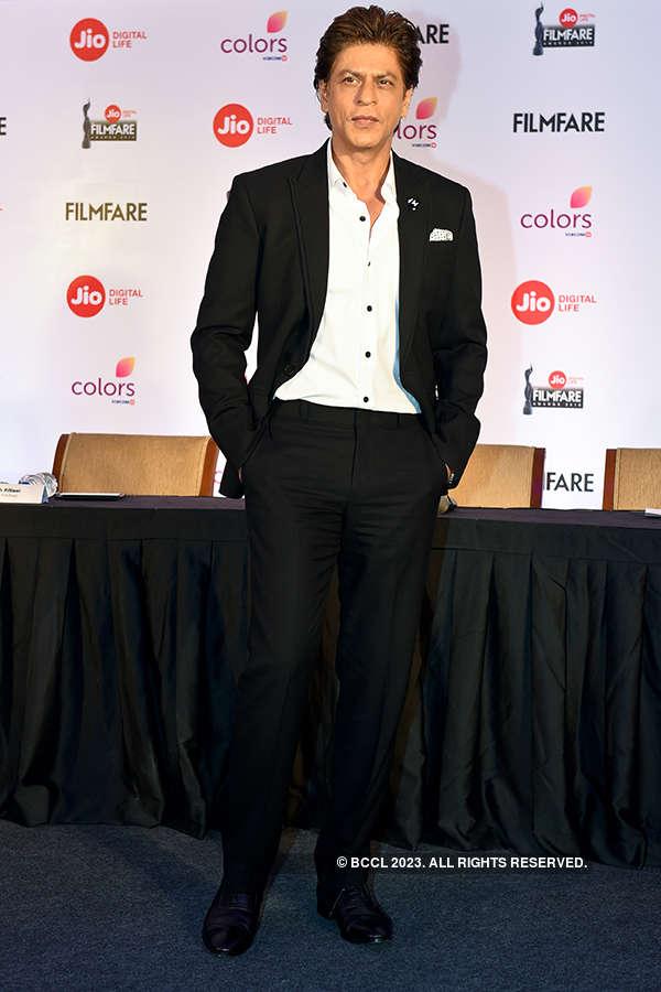 Jio Filmfare Awards 2018: Press conference