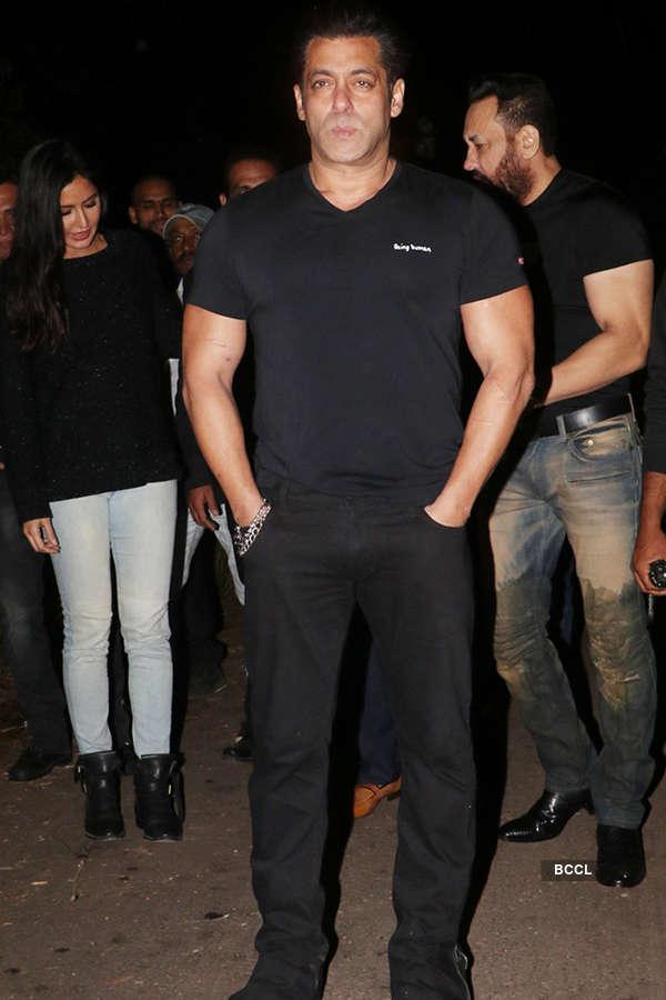 Rumoured girlfriend Iulia Vantur & ex-flame Sangeeta Bijlani bond over Salman's birthday