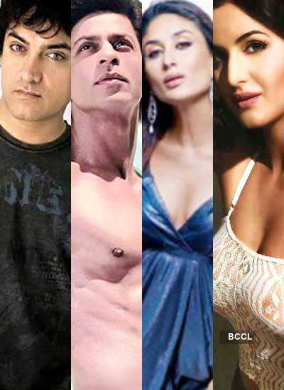 Filmfare's most powerful celebs