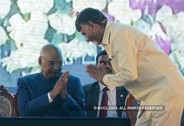 President Ram Nath Kovind attends IEA centenary conference