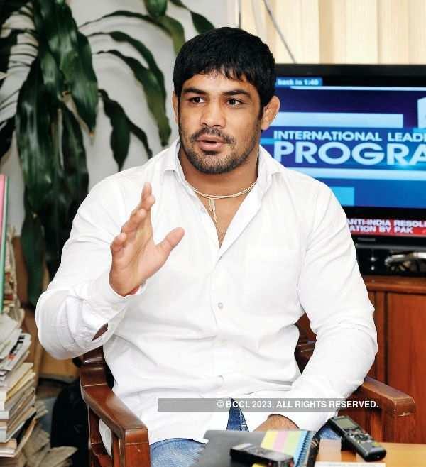 """Hang me if I am guilty"" says Sushil Kumar"