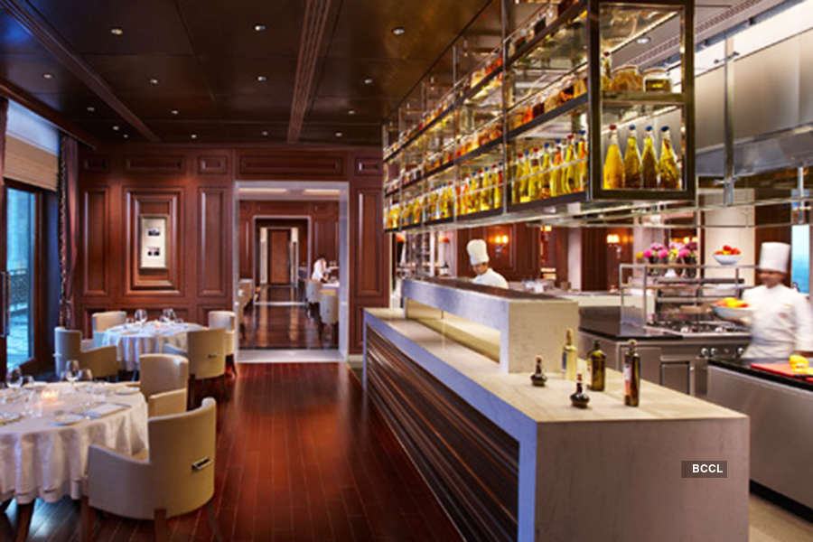 Ring in the New Year at these 20 top restaurants